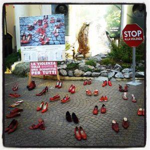 Zapatos Rojos - Scarpe Rosse, contro il femminicidio